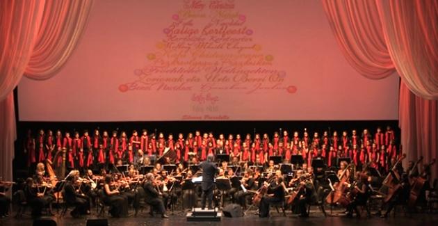 İstanbul Devlet Opera Ve Balesi Yeni Yıl Konseri Zorlu'da Ve Süreyya Opera'sında