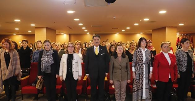 İYİ Parti'den Dünya Kadın Hakları Gününde Aile Hukuku Semineri