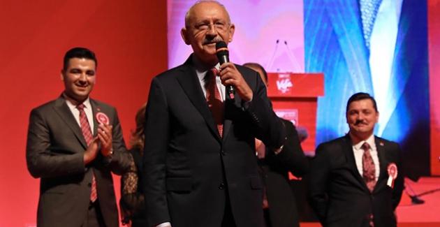 """Kılıçdaroğlu: """"Cumhuriyeti, Demokrasiyle Taçlandıracağız"""""""