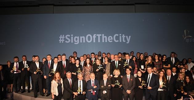 Sign of the City Awards 2019 Sahiplerini Buldu