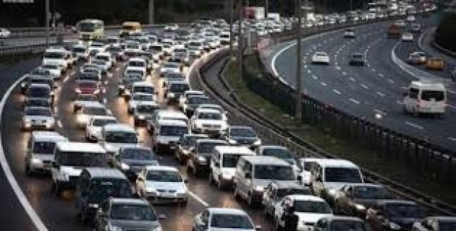 Trafiğe Kayıtlı Araç Sayısı Ekim Ayı Sonu İtibarıyla 23 153 556 Oldu
