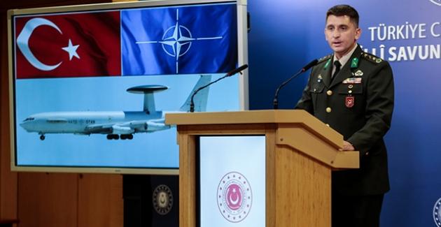 TSK'nın NATO'ya Katkısını Anlatan Basın Bilgilendirme Toplantısı Düzenlendi