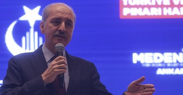 """""""Türkiye İkinci Sykes-Picot'u Parçalamış, Kenara Atmıştır"""""""