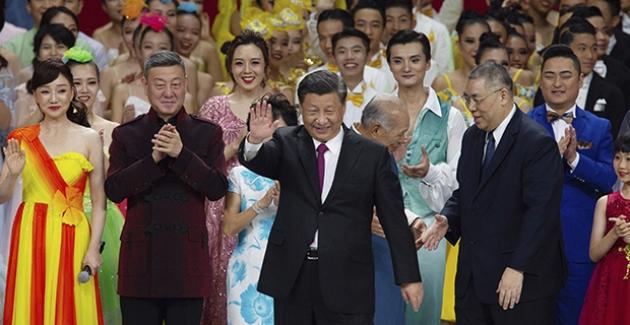 Xi Jinping: Dış Güçlerin Hong Kong Ve Makao'ya Müdahalesine İzin Vermeyeceğiz