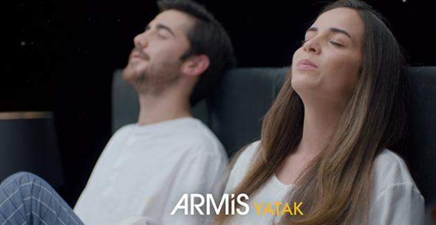 Armis Yatak'ın İlk Reklam Filmi Serisi Yayınlandı