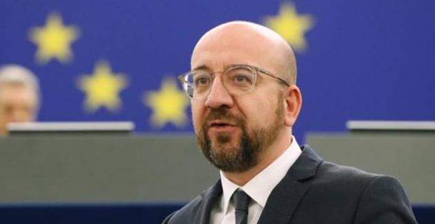 Avrupa Birliği Konseyi Başkanı Michel Türkiye'ye Geliyor