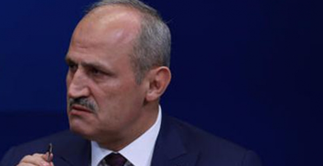 """Bakan Turhan: """"Kanal İstanbul Projesi'ni 2026 Gibi Tamamlamış Olacağız"""""""