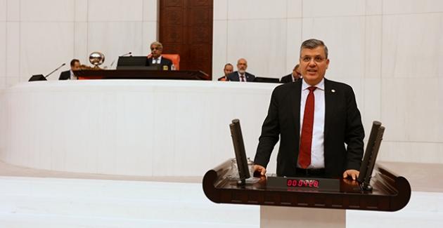 """CHP'li Barut: """"Yeni Acılar Yaşanmadan Derhal Önlem Alınsın"""""""