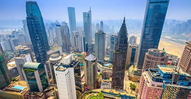 Çin'de Kentleşme Oranı Yüzde 60,6'a Ulaştı