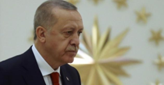 Cumhurbaşkanı Erdoğan'dan Elazığ'daki Deprem İle İlgili Açıklama
