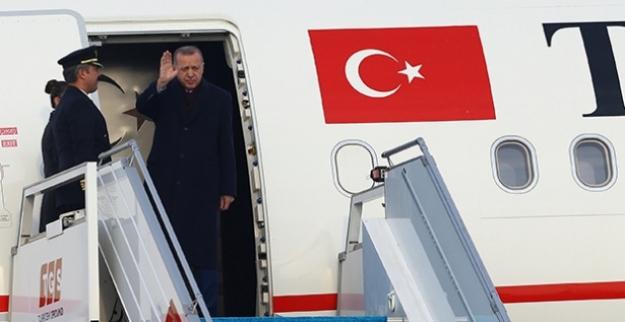 Cumhurbaşkanı Erdoğan, Libya Konulu Zirveye Katılmak Üzere Yarın Almanya'ya Gidecek