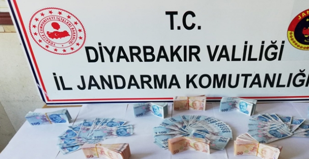 Diyarbakır'da 'Sahte Para' Operasyonu