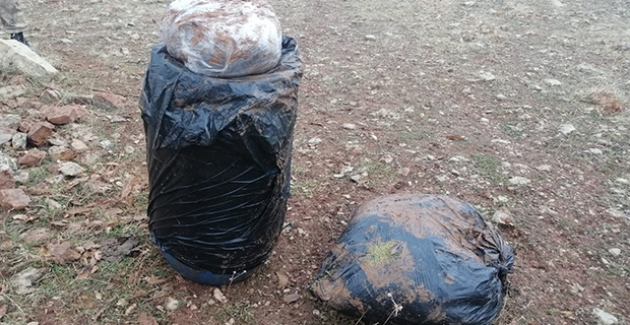Diyarbakır'da 2 Ton 379 Kg Esrar Ele Geçirildi