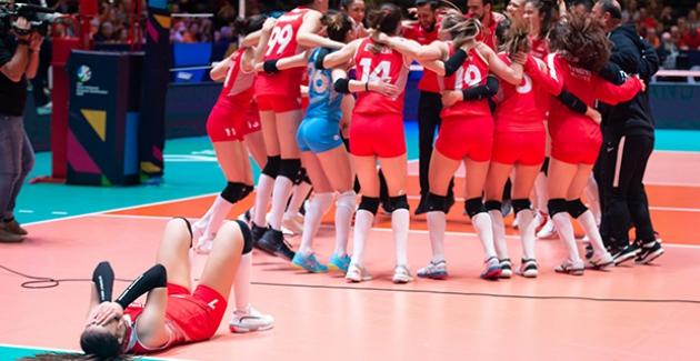 Filenin Sultanları, Olimpiyat Elemeleri'nde Finalde
