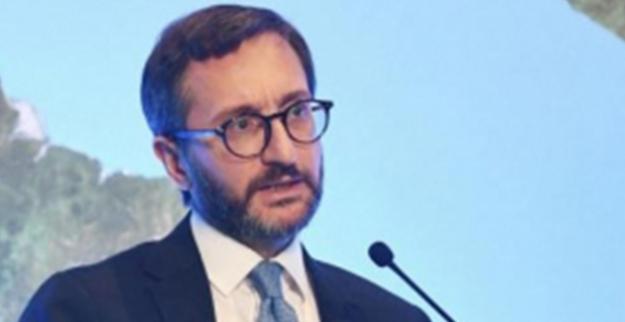 İletişim Başkanı Altun'dan Elazığ'daki Depreme İlişkin Açıklama