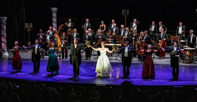 İş Sanat Yeni Yıla Strauss Gala İle Merhaba Dedi