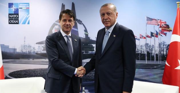 İtalya Başbakanı Conte Türkiye'ye Geliyor