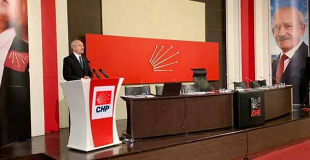 """Kılıçdaroğlu Acıkladı: """"CHP'li Belediyelerde Asgari Ücret 2 Bin 500 Lira"""""""