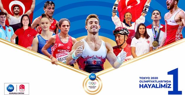 P&G'nin Desteklediği Sporcular Olimpiyat Yılına Hazır