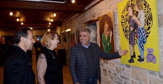 Kuşadası Sanat Ve Sanatcı Dostu Kenti Olmaya Devam Ediyor