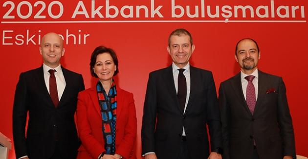 """""""2020 Akbank Buluşmaları"""" Eskişehir'de Başladı!"""