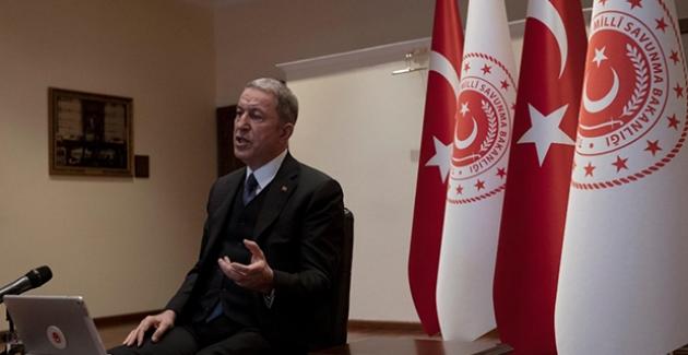 Bakan Akar: NATO ve Avrupa, İdlib Konusunda Destek Sağlamalı