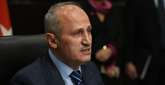 """Bakan Turhan, """"Barajın Açışının 2020 İçinde Yapılmasını Planlıyoruz"""""""