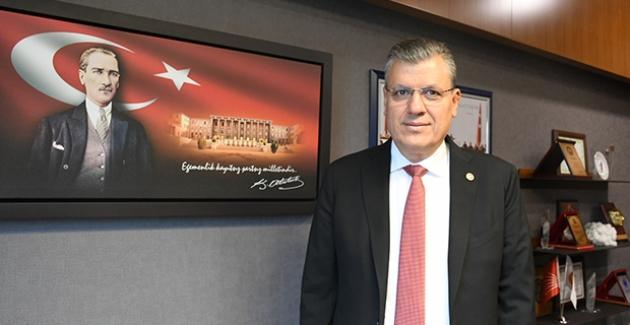 """CHP'li Barut: """"Ünvan Değişimi İçin Mülakata Giren Personele De Ayrımcılık Yapıldı"""""""