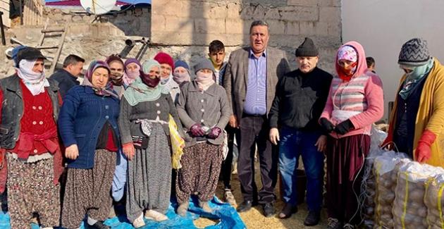 """CHP'li Gürer: """"Tarımda Umut Kadın Kooperatifleri"""""""