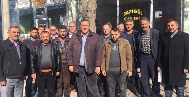 """CHP'li Gürer: """"Tarımsal Kredi Borçları Çiftinin Belini Büktü"""""""