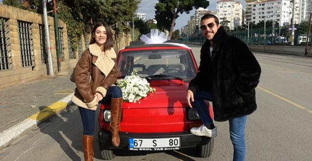 Fulya Zenginer'i Şaşırtan 14 Şubat Sürprizi