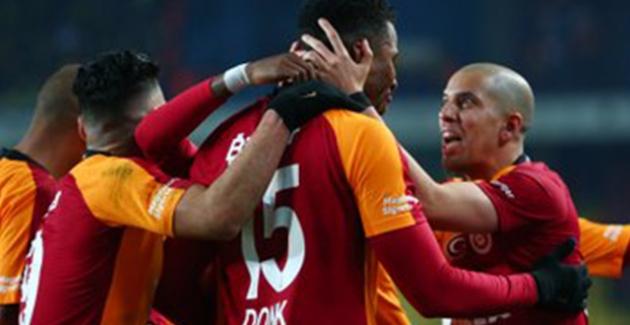 Galatasaray, Kadıköy'de Şeytanın Bacağını Kırdı