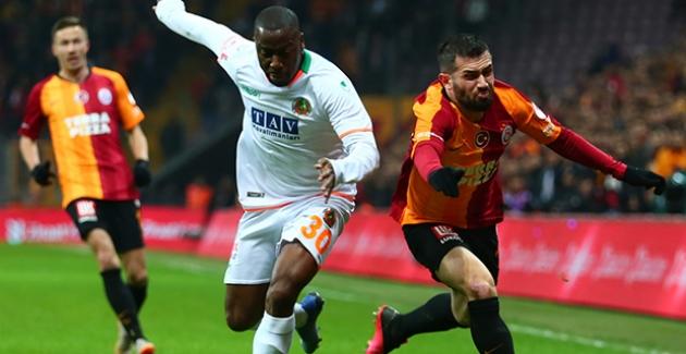 Galatasaray Kupa'ya Veda Etti