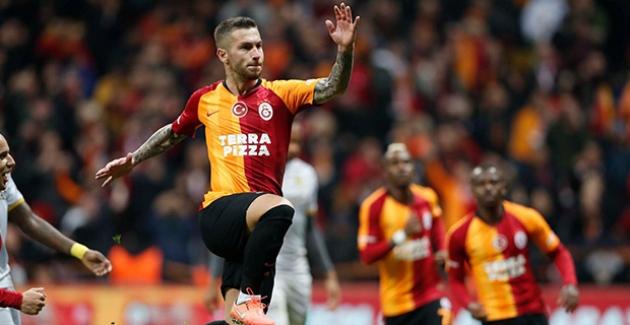 Galatasaray Ligdeki Çıkışını Sürdürüyor