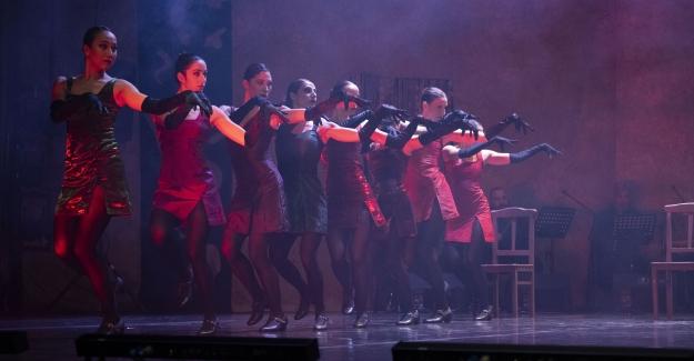 """İstanbul Devlet Opera Ve Balesi, MDT İstanbul Proje Grubu """"Dansın Ustaları"""" İle Sahnede"""
