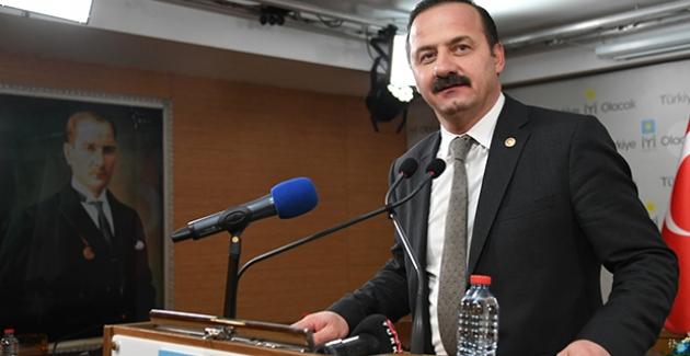 """İYİ Parti Sözcüsü Ağıralioğlu: """"Biz Bir Çadır Ülkesi Değiliz"""""""