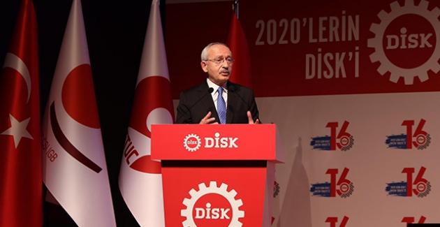 """Kılıçdaroğlu: """"4 Ayaklı Bir Stratejiyle Biz Bunların Hepsini Aşarız"""""""