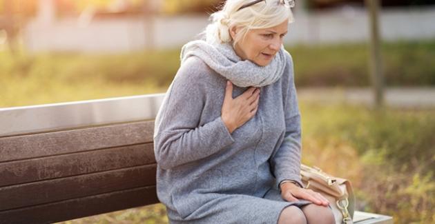 Kırık Kalp Sendromu Kadınlarda 9 Kat Fazla