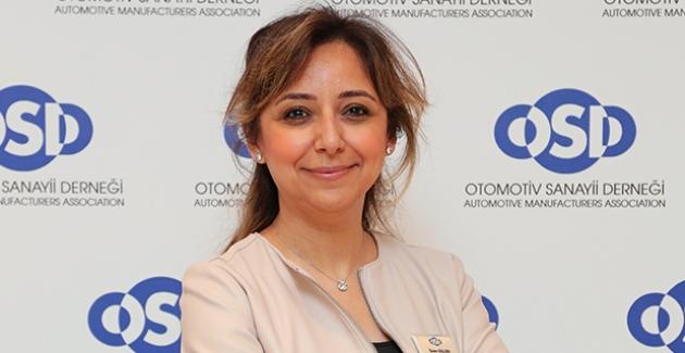 OSD'nin Yeni Genel Sekreteri Özlem Güçlüer!