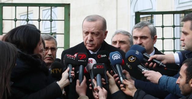 """""""Rusya Devlet Başkanı Putin İle İdlib'deki Tüm Gelişmeleri Ele Alacağız"""""""