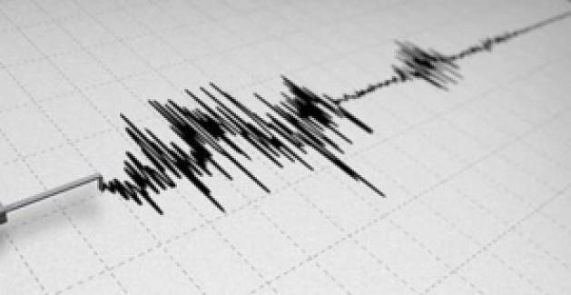 Van'da 4,1 Şiddetinde Deprem Meydana Geldi