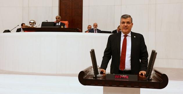 """CHP'li Barut: """"İthalat Politikalarıyla Tarımsal Egemenliğimiz Yok Edildi"""""""