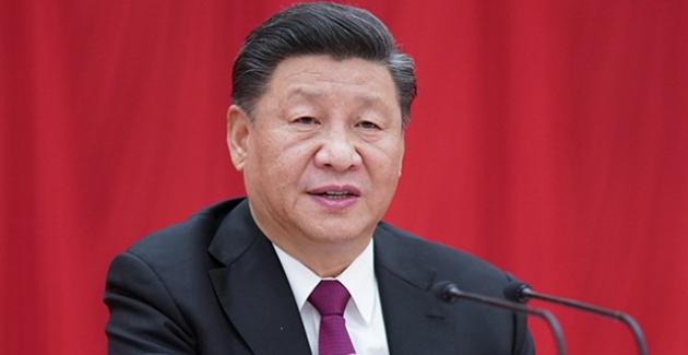 Çin Cumhurbaşkanı Xi ve ABD Başkanı Trump Telefon Görüşmesi Yaptı