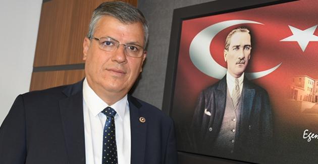 """CHP'li Barut: """"Sağlık İşçileri Toplu Sözleşme Ve Eşit Ek Ödeme İstiyor"""""""