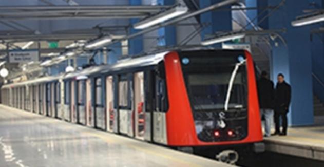 İstanbul'da Metro Seferleri 21.00'e Kadar Yapılacak