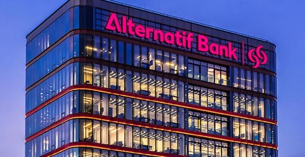 Alternatif Bank İlk Çeyrekte Kredi Hacmini Yüzde 7,6 Büyüttü