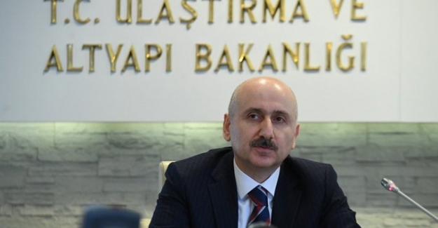Bakan Karaismailoğlu: Havalimanlarını Covid-19'a Karşı Sertifikalandıracağız