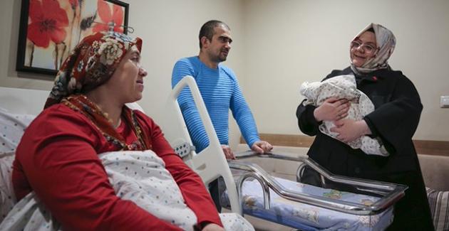 """Bakan Selçuk: """"Son 5 Senede 2 Milyar 399 Milyon 48 Bin Lira Doğum Yardımı Ödemesi Gerçekleştirdik"""""""