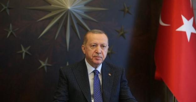 """Cumhurbaşkanı Erdoğan: """"Tüm Ata Sporlarımızı Teşvik Ediyor, Önemli Destekler Veriyoruz"""""""