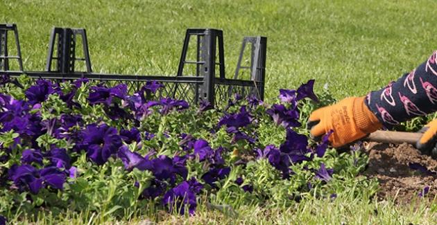 Gölbaşı Park ve Bahçelerinde Çalışmalar Sürüyor…